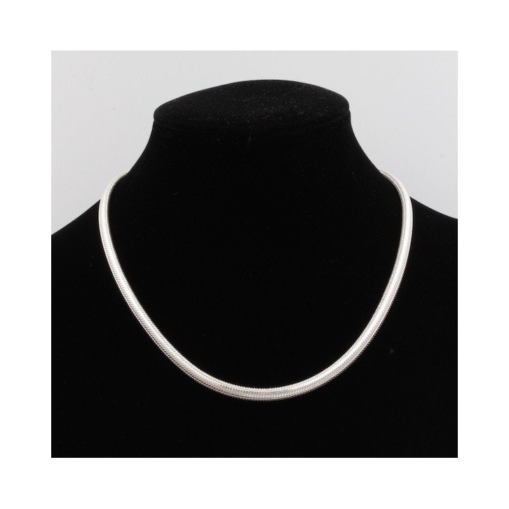 Collier snake 1/2 rond