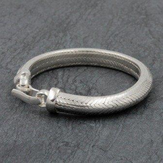 Bracelet Snake Triangle 8mm